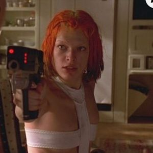 Fifth Element Costume Med 6/8